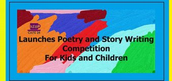 Kids and Children Poem & Story writing Contest June 2020