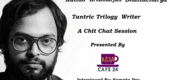 Chit Chat  With The Tantric Trilogy Author Krishnarjun  Bhattacharya