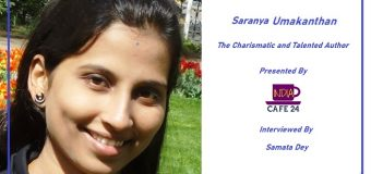 Saranya Umakanthan- The Charismatic and Talented Author