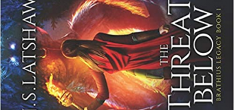 A Book Review Of The Threat Below Penned By J.S. Latshaw