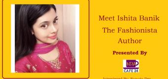 Meet Ishita Banik – The Fashionista Author