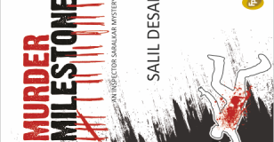 Murder Milestone – Another Edge Of The Seat Mystery Thriller By Salil Desai- A Review