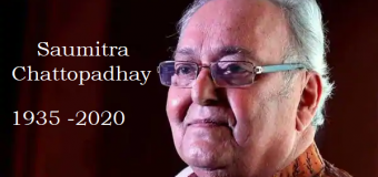 "Soumitra Chatterjee: ""Feluda"" bid adieu to Bengali Cinema @85 Years"