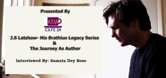 J.S Latshaw- His Brathius Legacy Series & The Journey As Author