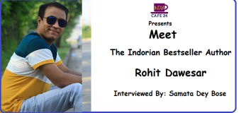 Meet The Indorian Best Seller Author – Rohit Dawesar