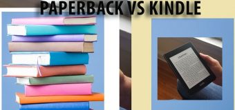 Paperback VS Kindle- Which One You Like?