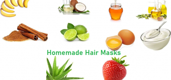 Homemade Hair Masks: Keeps Your hair Healthy and shining!