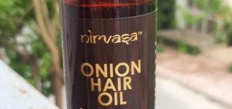 Nirvasa Onion Hair Oil For Hair Growth for Men & Women