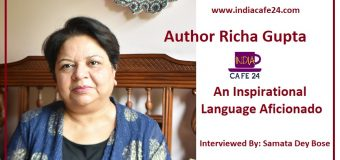 Author Richa Gupta – An Inspirational Language Aficionado