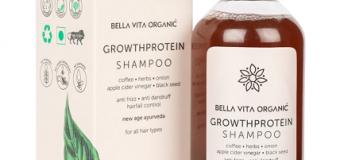 Review of Bella Vita Organic Growth Protein Shampoo For Hair Volume