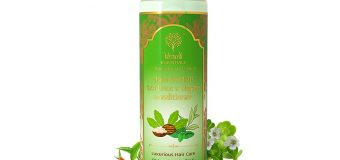 Review of Khadi Essentials Peppermint Hair Conditioner with Shea Butter & Tea Tree