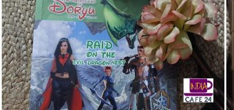 Raid of the Evil Dragon Nest by The MadHatter- A Ride To The Pictorial Fantasy World
